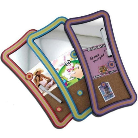 Picture of 3 in 1 Memo Board with Magnet Back for Your Design