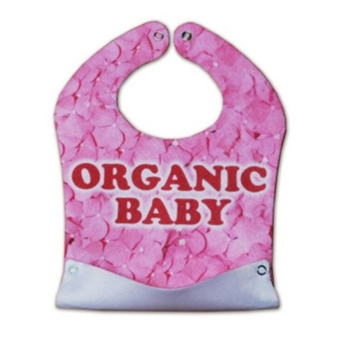 Picture of Baby Bib with Food Catcher for Your Own Design