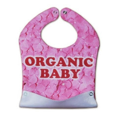 Baby Bib with Food Catcher for Your Own Design