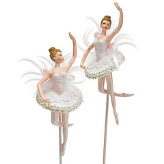 Ballerina Beauty Pirouette Floral Picks - 2 pack