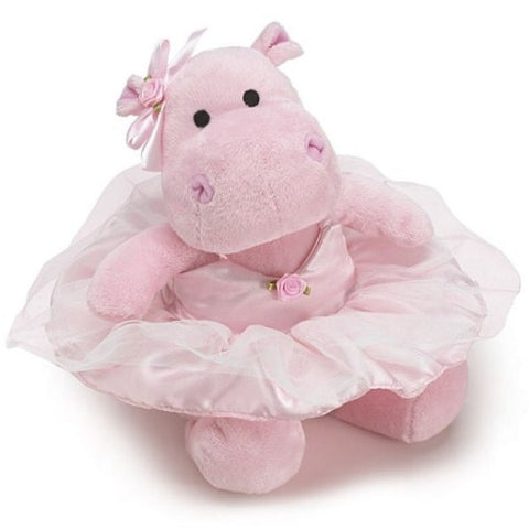 Picture of Ballerina Hippos - Pack of 2