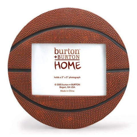 Picture of Basketball Shaped Picture Frames - 4 Pack