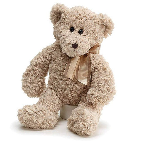 Picture of Beige Bear Plush