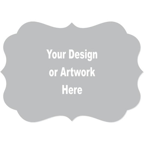 Picture of Benelux Creative Border HD Metal Print with Your Design