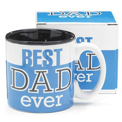 Best Dad Ever 12 oz. Coffee Mug