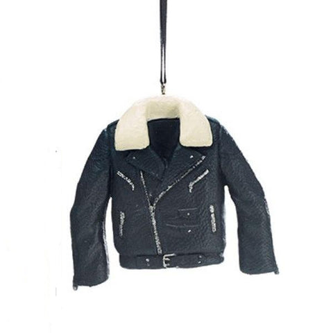 Picture of Biker Inspired Motorcycle Jacket Hanging Ornament