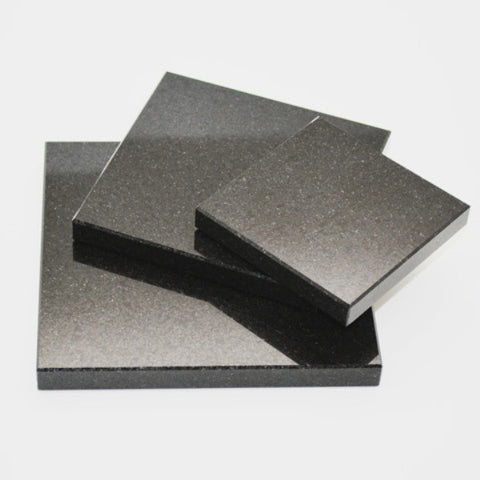 Picture of Black Granite Square Bases