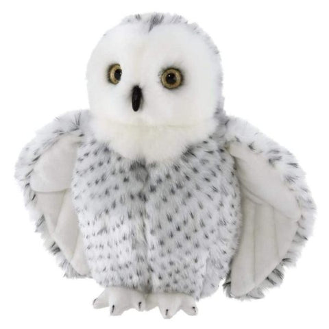 Picture of Plush Stuffed Snowy Owl Blizzard