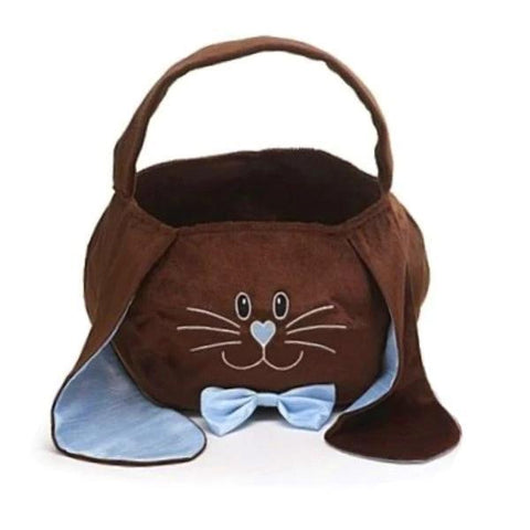 Picture of Bunny Face Basket Bag