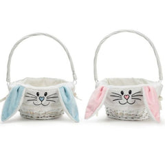 Bunny Face Liner Easter Basket Set