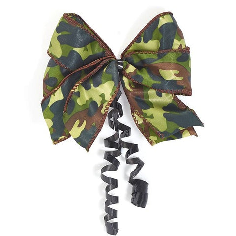 Picture of #9 Camouflage Bow - 12 Pack