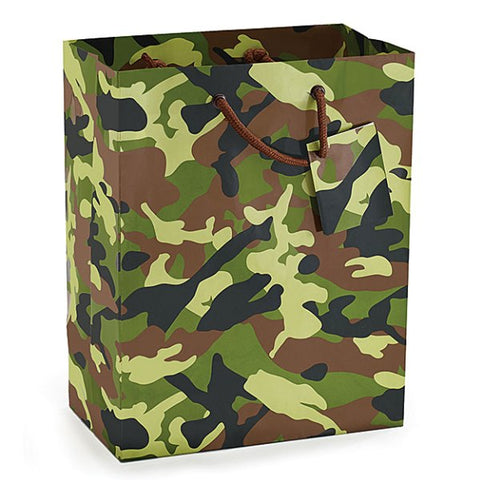 Picture of Camouflage Tote Bags - 12 Pack