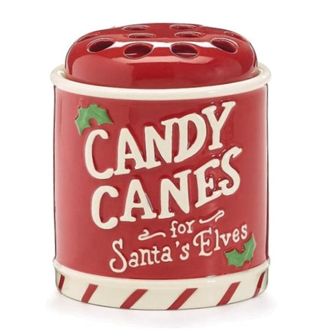 Picture of Candy Cane Holder for Santa's Elves - 4 Pack