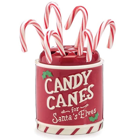 Picture of Candy Cane Holder for Santa's Elves