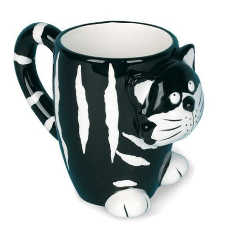 Picture of Chester The Cat/Kitty Coffee Mugs - 4 Pack