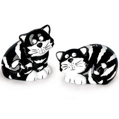 Chester The Cat/Kitten Salt and Pepper Shaker Set