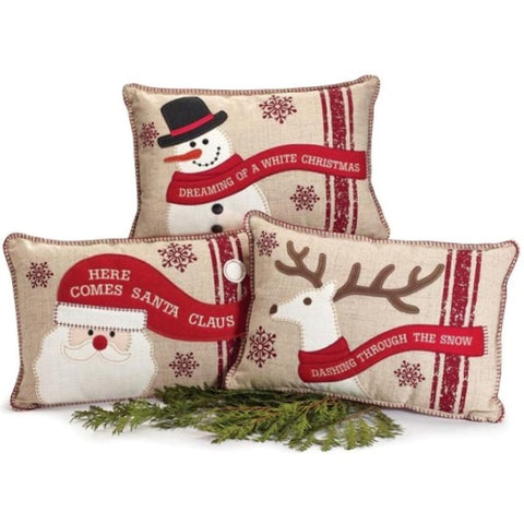 Picture of Christmas Song Pillow Assortment