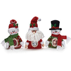 Christmas Plush Candy Bags