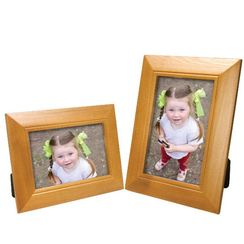 "Picture of Wood Picture Frame - 4""x6"""
