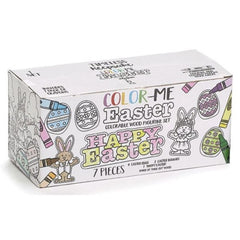 Color Your Own Happy Easter Wood Set