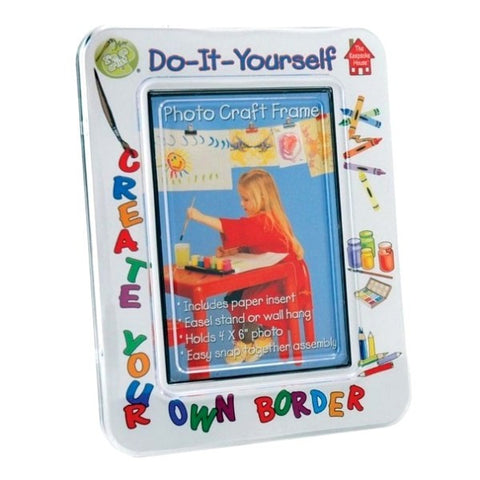 Picture of Do-It-Yourself Craft Picture Frame