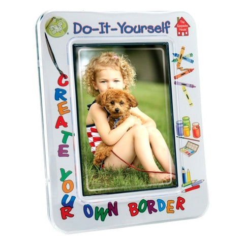 Picture of Do-It-Yourself Craft Picture Frames - 4 Pack