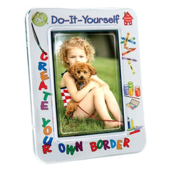 Do-It-Yourself Craft Picture Frames - 4 Pack