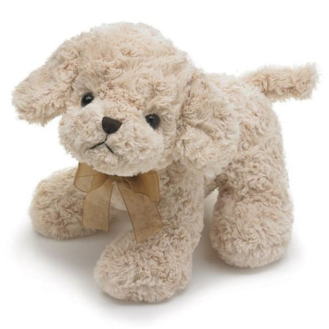 Picture of Cream Plush Little Herbie Puppy