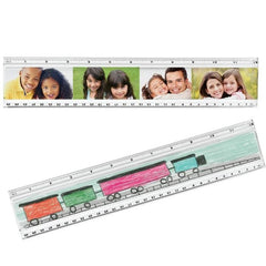 DIY Photo Ruler
