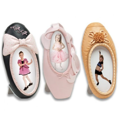 Picture of Dance Shoe Picture Frames - 3 Pack