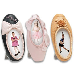 Dance Shoe Picture Frames - 3 Pack