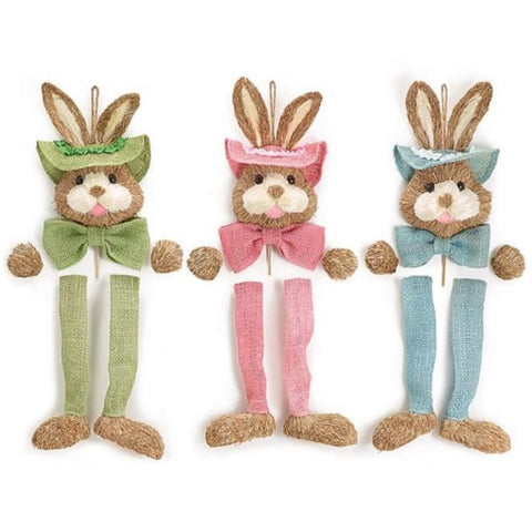 Picture of Easter Bunny Hanging Decor Kit - 3 Pack
