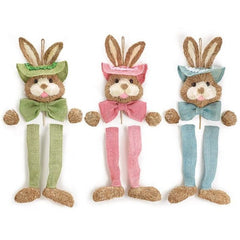 Easter Bunny Hanging Decor Kit - 3 Pack
