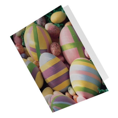 Picture of Easter Egg Photo Folders - 12 Pack