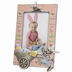 Easter Pewter Picture Frame