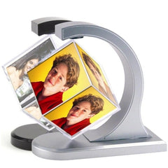 Floating Magnet Photo Cube Set