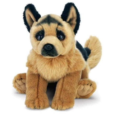Picture of German Shepherd Plush Stuffed Animal Puppy Dog Chief