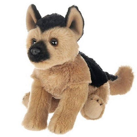 Picture of German Shepherd Plush Stuffed Animal Puppy Dog Lil' Chief