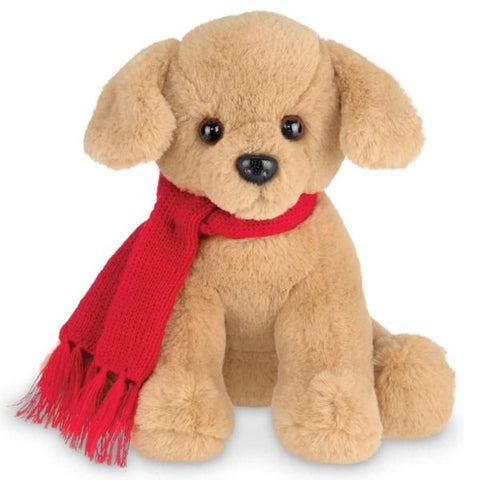 Picture of Golden Retriever Mr. Grizwald Plush Stuffed Animal Puppy Dog