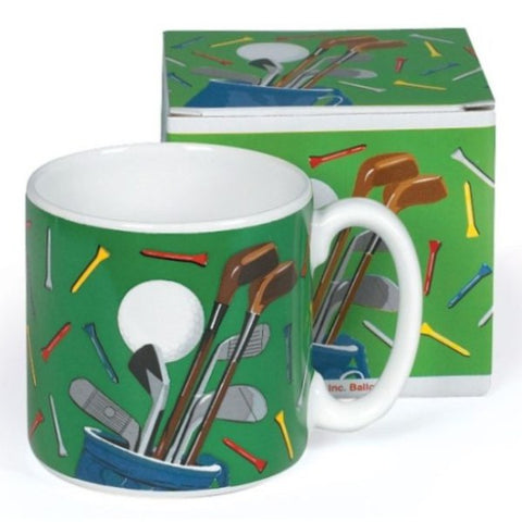 Picture of Golf Club 13 oz. Ceramic Coffee Mug