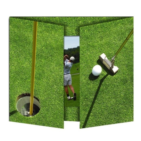 Picture of Golf Photo Mount Folders - 25 Pack