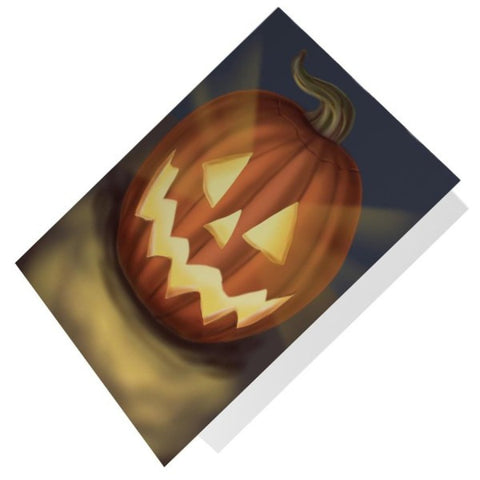 Picture of Halloween Photo Mount Folders - 12 Pack