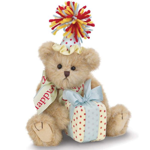 Picture of Happy Birthday Plush Teddy Bear Beary