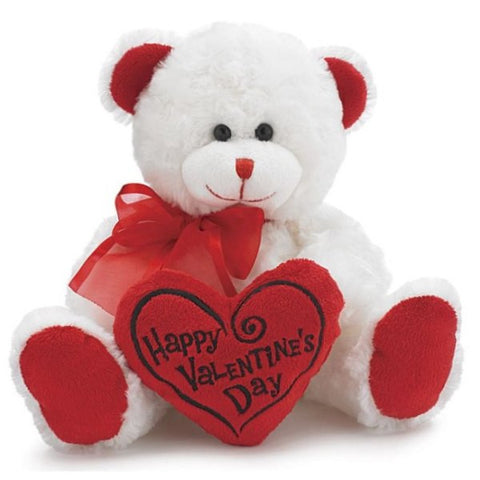 Picture of Happy Valentine's Day Plush Vivid Bears - 3 Pack