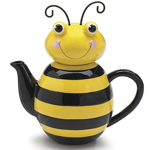 Picture of Honey Bumblebee Teapots - 2 Pack