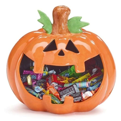 Picture of Jack O Lantern Shape Candy Dish