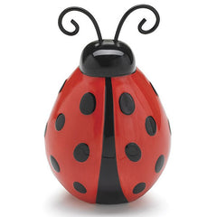 Ladybug Shaped Flower Vase/Planter