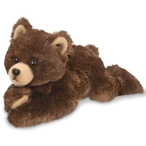 Picture of Lil' Cubbie Small Plush Brown Grizzly Bear