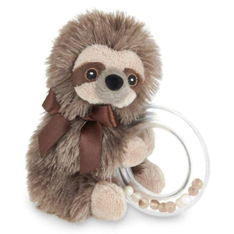 Picture of Lil' Speedy Sloth Shaker Toy Ring Rattle