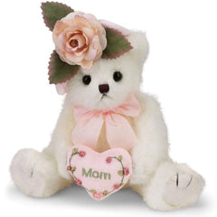 Mommy Tenderheart Plush Teddy Bear for Mother's Day